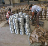 De Draad van /Galvanized van de Draad van het Ijzer van de bouw/de Zachte Binddraad 18gauge van Sri Lanka