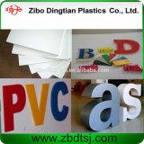 1-4mm de PVC de la mousse d'administration utilisé pour imprimer et signer