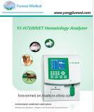 Analyseur médical de numération globulaire de cellules de hématologie de sang d'hôpital de 3 parts