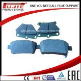 Fibra de carbono de qualidade superior, fabricante de pastilhas de travões do carro para a Nissan