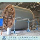 化学生産プロセスのためのFRP GRPタンク