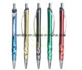 Commercio all'ingrosso di alluminio promozionale della cancelleria della penna di sfera dell'ufficio dalla Cina