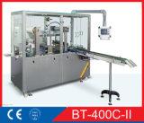 Bt-400-II de la máquina Overwrapping de celofán con cinta de rasgado de oro