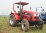 fabricante do trator de exploração agrícola de 75HP 4WD