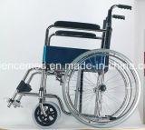 Стальная ручная складная быстрая Knoked кресло-коляска вниз (SC809KD) новая