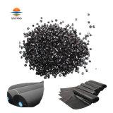 Из переработанного пластика Masterbatch РЕ черного цвета для покупок сумки