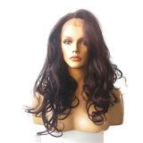 Populares de encaje frontal sintéticas pelucas Yl-9221-#4