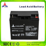AGM de plomo-ácido de batería VRLA para equipo de comunicación (12V17AH)