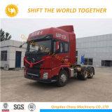 Shacman 6*4 420HP 트랙터 트럭