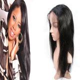 Parrucca brasiliana anteriore dei capelli umani del merletto