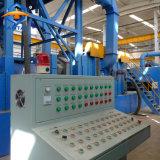 鋼板クリーニングのためのローラーのタイプサンドブラスト機械