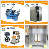 Rad-Reparatur CNC-Drehbank-Maschine der Legierungs-Wrc26