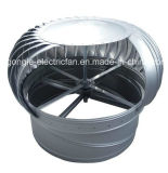 En acier inoxydable Hotsale industriels non Power Turbine de ventilateur de toit