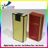 Rectángulo masculino de papel al por mayor de empaquetado del perfume del rectángulo del alto grado