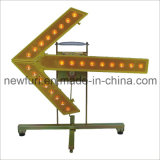 Direction LED Refletive Arrow Light for Traffic Cone