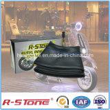 Tubo interno 3.50-8 de la motocicleta natural de la alta calidad