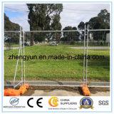 Cerca temporal galvanizada alta calidad del surtidor de China