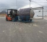 Preço de fábrica de aço inoxidável Rotação Eléctrico Personalizada do tanque de mistura