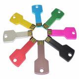 Kundenspezifisches Firmenzeichen-Schlüssel USB-Blitz-Laufwerk für Förderung-Geschenk