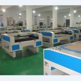 Hochwertige Textilgewebe CO2 Laser-Ausschnitt-Maschine GS1490 80W