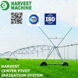 Systeem van de Irrigatie van de Sproeier van de Spil van het Centrum van het Type van Zimmatic van de Besparing van het Water van de Energie van het zonnepaneel het Landbouw