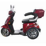 Heißes verkaufendes spezielle Mobilitäts-elektrisches Dreirad 24V 28ah 400W mit dynamischem Controller