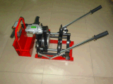 Сварочный аппарат нажима модельной машины сплавливания приклада трубы HDPE Shm-160 ручной