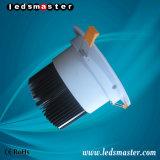 2018 Ledsmaster Китай Новая конструкция с антибликовым покрытием с высокой мощностью от 3,5 до 8-дюймовый светодиодный индикатор початков потолочного освещения