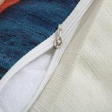 A roupa de algodão bege Home Sofá Decroative atirar caso a tampa traseira do assento de almofadas