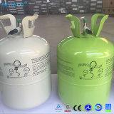 Serbatoio d'acciaio a gettare della bombola per gas dell'elio di pressione bassa di Tped del PUNTINO