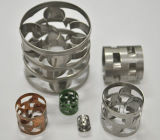 кольцо завесы упаковки металла алюминия 316 нержавеющей стали 304 стали углерода 16mm 25mm 38mm 50mm 76mm случайно