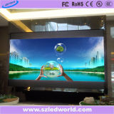 Representaciones visuales a todo color de interior enteras China de la venta HD LED