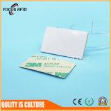 Anhaftender RFID Papieraufkleber mit MIFARE 1K /F08/Ntag215 Chip für Zahlung