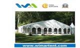 500 Tent van de Markttent van de Partij van het Huwelijk van mensen de Goedkope voor Verkoop