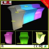 Prix de gros d'usine comptoir bar lumineux à LED