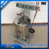 Revestimiento en polvo de pulverización electrostática Galin/pintura/equipos portátiles