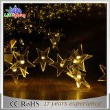建物の装飾ストリングライトクリスマスの装飾LEDライト
