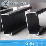 Tianjin Tyt 그룹의 제조에서 C80-C300 C 채널 강철 차원 또는 크기