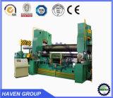 Máquina de rolamento hidráulica dos rolos W11S-30X2500 três para a dobra da placa
