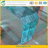 Vetro Tempered di sicurezza di fabbricazione 15mm della Cina