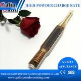 Galin/metal de Gema/piezas manuales plásticas de la parte posterior del arma de la capa/del aerosol/de la pintura del polvo (GM03) para Optflex2