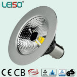 retrofit Lampen do diodo emissor de luz Ar70 de 460lm Dimmable 7W para a iluminação comercial