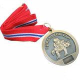 Kundenspezifische Qualitäts-Kokosnuss-Form-Dekoration-Medaille