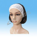 Nonwoven Disposable Lux Hair Band с Two Lines