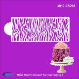 Cheveux populaire Pochoir Pochoir personnalisé gâteau pochoir Nail Art Design