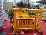 Bloco móvel concreto do preço Qmj4-30 que faz a máquina, máquina do campeão