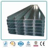 Formati del Purlin del tetto del blocco per grafici d'acciaio del fornitore dalla Cina