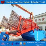 Barco del salvamento de la basura de la maquinaria de la limpieza del río/nave, máquina segador de Weed