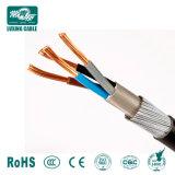 4 conducteurs x 70 mm Câbles électrique BT BS 5467 Cu/XLPE/PVC/swa