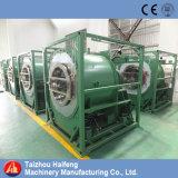 De Apparatuur van de wasserij/de Volledige Wasmachine Extractor/Xgq-70kg van de Wasserij van de Structuur van de Schok van de Opschorting